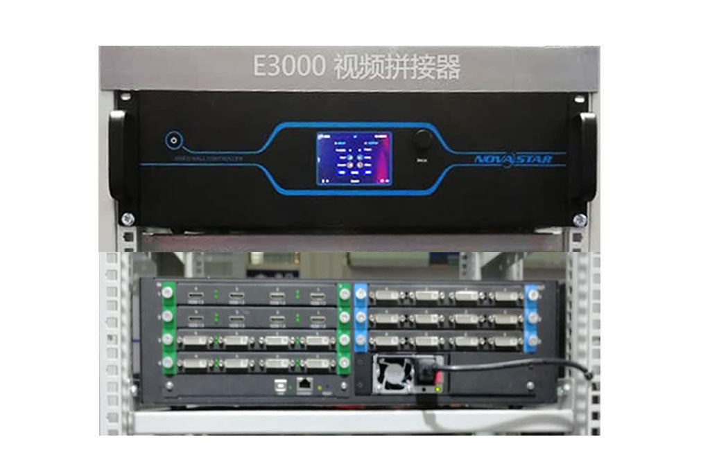 Novastar E3000 LED Video Splicer