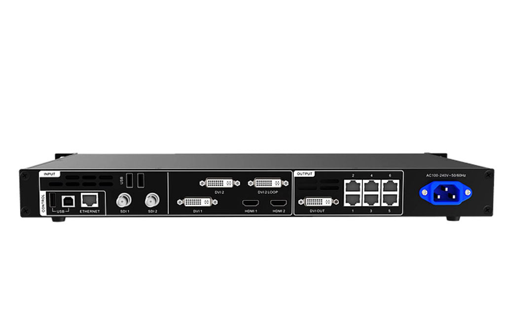 Novastar VX Series VX6S LED Video Processor