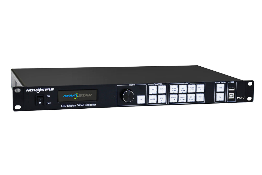 Novastar VX SeriesLED Video Processor VX4U front