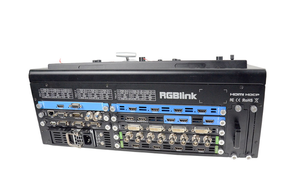 RGBlink M3 Presentation Processor and Vision Mixer