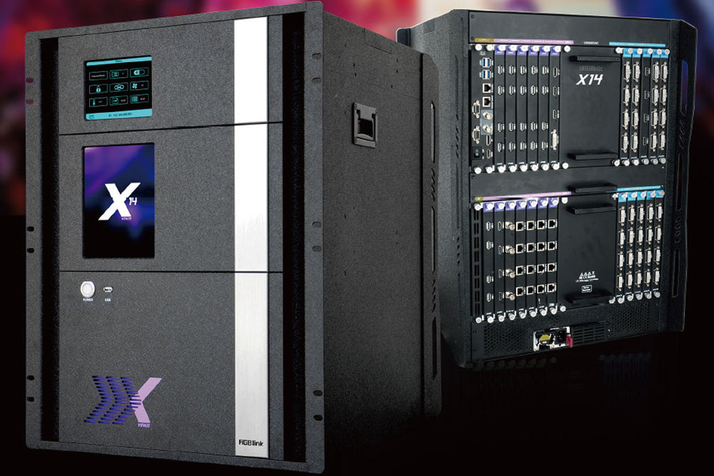 RGBlink VENUS X14 Splicing LED Video Processor