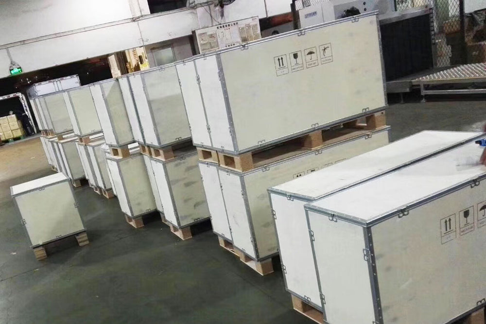 LED Display Packaging Export Logistics Transportation Standard Steel Box