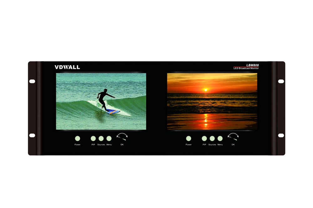 VDWall LBM808 LED Screen Broadcast Monitorl