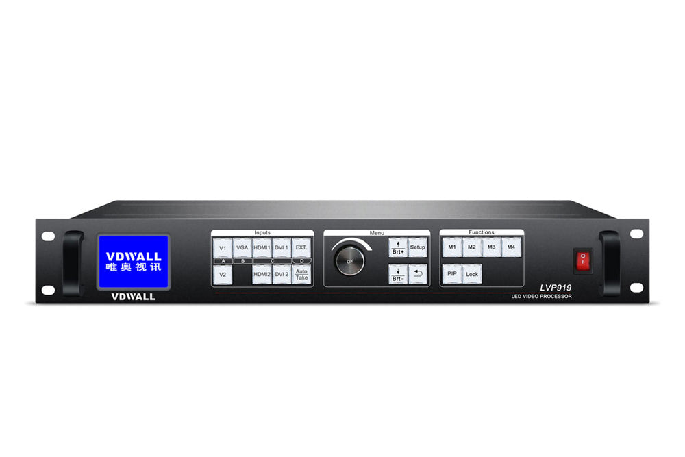 VDWall LVP919 Series LED Video Processor