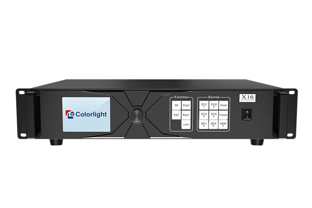 Colorlight X-Series LED Display Controller X16 LED Video Processor