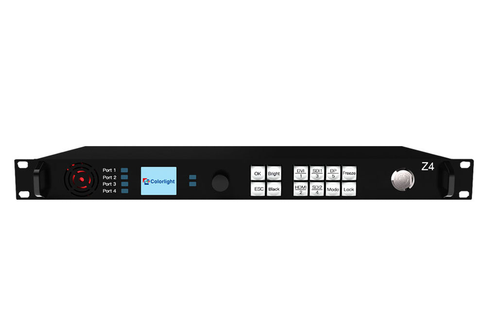 Colorlight Z-series LED Display Controller 4K UHD Z6 Z4 LED Video Processor