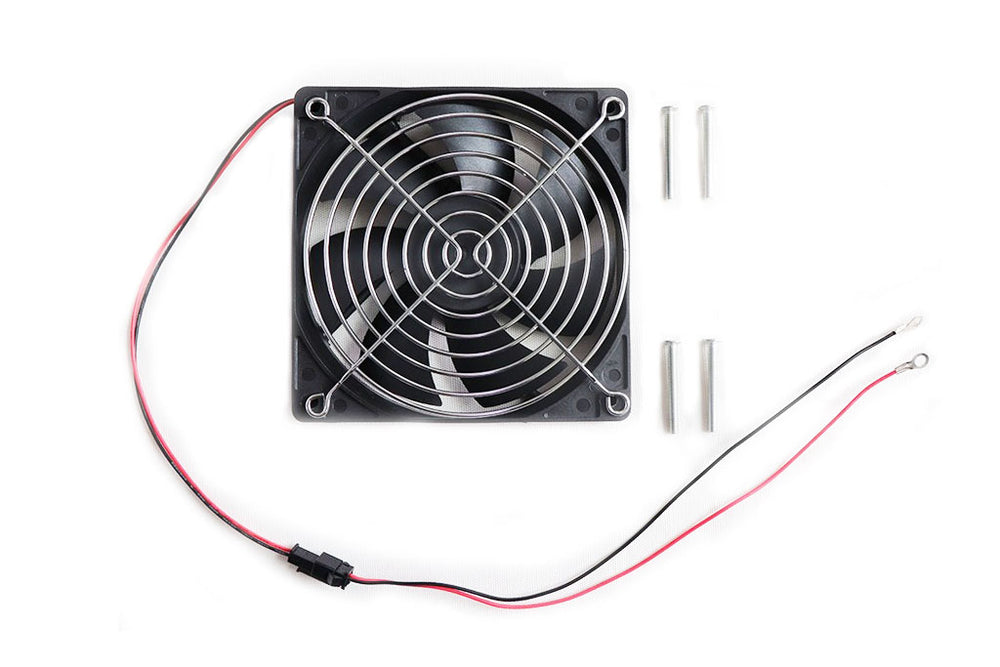DC5V High Quality Brushless LED Display Cabinet Cooling Fan