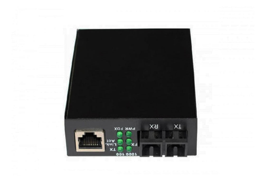 Linsn LED Display Accessories SC801 Single Mode Ethernet Media Converter