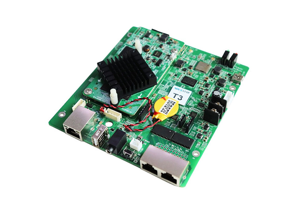 T3 LED Screen Multimedia Player Controller Card