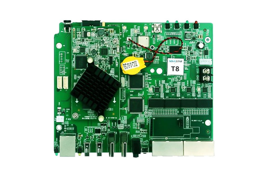 T8 LED Screen Multimedia Player Controller Card