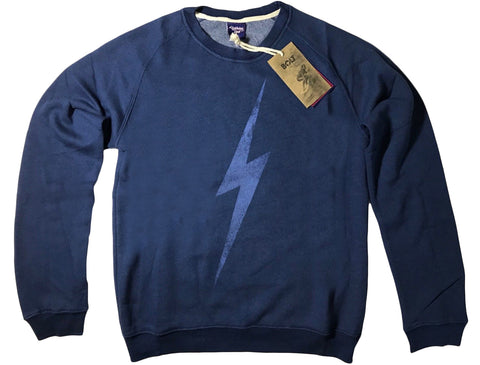 Lightning Bolt Sweatshirt Super Soft Big Bolt