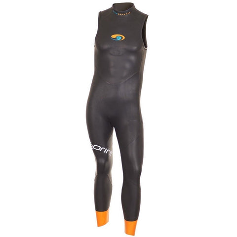 BlueSeventy Men's Triathlon Wetsuit Sprint Sleeveless Farmer John