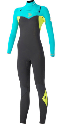 Rip Curl Women's Full Wetsuit Flash Bomb 3/2 CZ