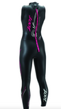 Zoot Women's Wetsuit Sleeveless Z Force 3.0 Black/Beet