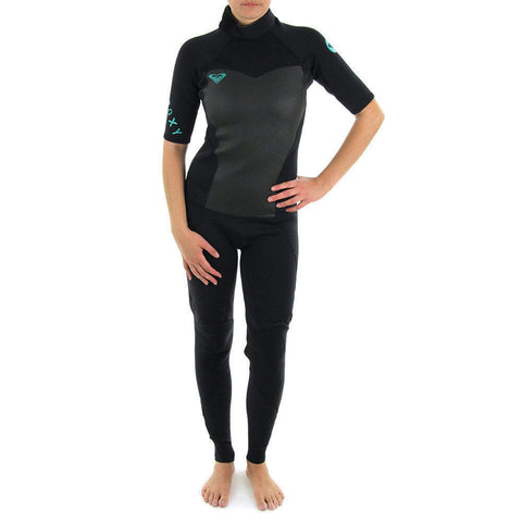 Roxy Women's Full Wetsuit Syncro 2/2 Short Sleeve