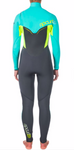 Rip Curl Women's Full Wetsuit Flash Bomb 4/3 CZ