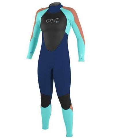 O'Neill Womens Full Wetsuit Epic 3/2