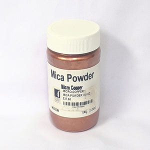 Micro Copper Mica Powder