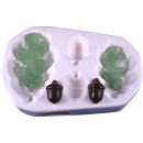 Oak Leaves & Acorns Mold