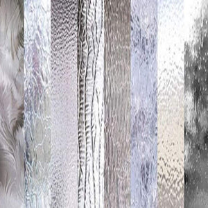 Hot Deals! - Clear Textured Glass
