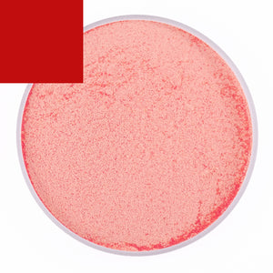 Opaque Red Bubble Powder