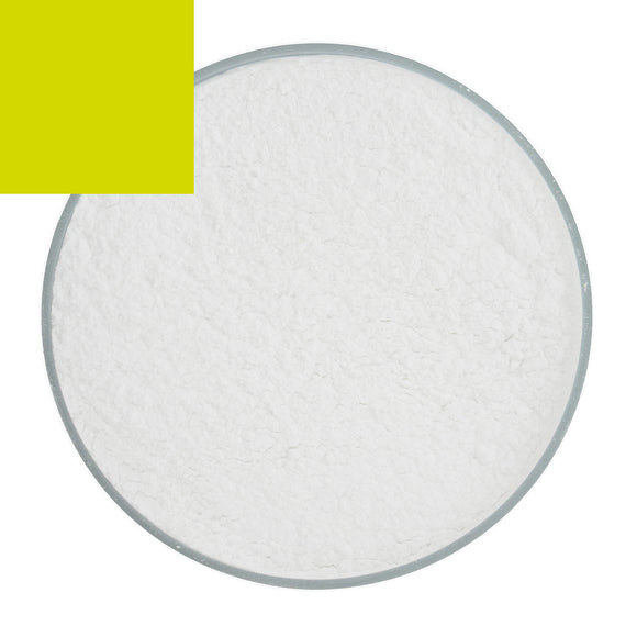 Opaque Yellow Bubble Powder