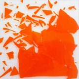 Opaque Orange Confetti