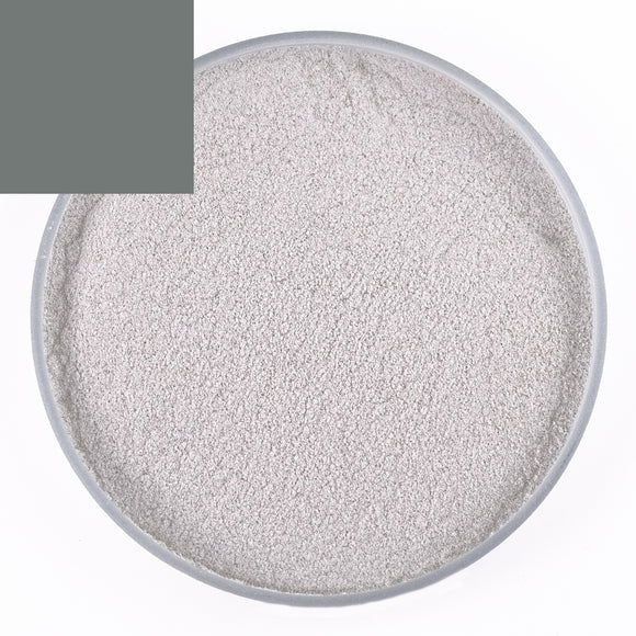 Opaque Gray Powder