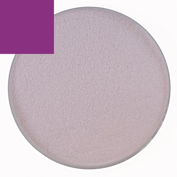 Gold Violet Bubble Powder