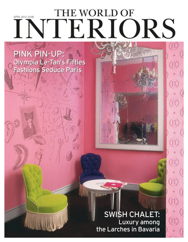 World of Interiors, April 2013, 'Nature Reserve'