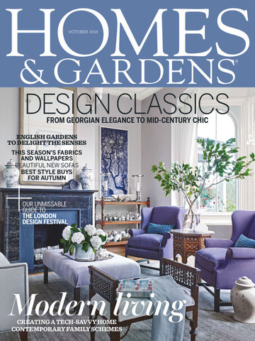 Homes & Gardens, Oct 2016, Q&A Feature