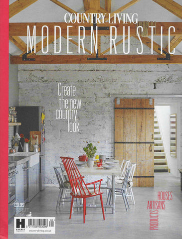 Country Living - Modern Rustic, Winter 2016