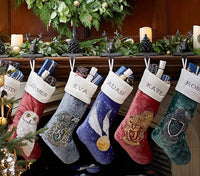 Personalized Harry Potter Hogwarts Christmas Stocking - HeyHouse