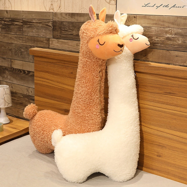 Giant Soft and lovely Alpaca Plush Toy