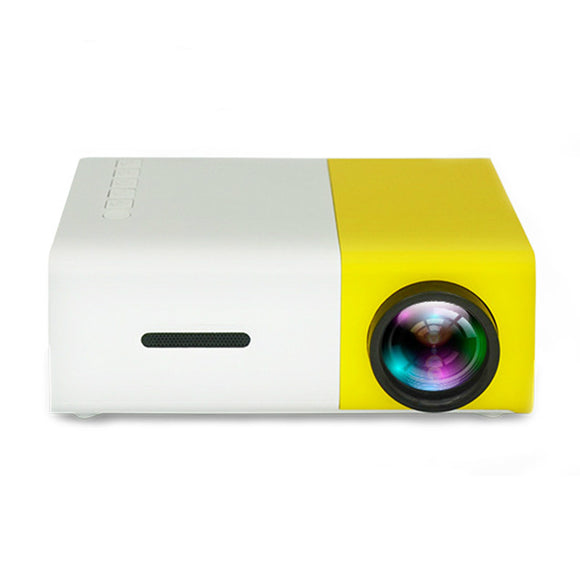 YG300 LED Projector - HeyHouse