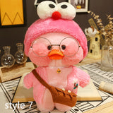Lalafanfan CafeMimi Stuffed Duck Plush Dolls For Home Decor - HeyHouse