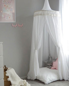 Princess Bed Canopy for Kids Baby Bed Mosquito