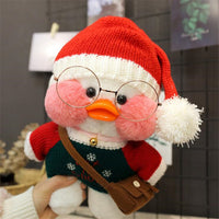 Cute LaLafanfan Cafe Duck Plush Toys for Kids - HeyHouse