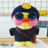 32cm LaLafanfan Cafe Duck Plush Toy - HeyHouse
