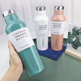 500ML Bicycle Water Bottles Sports Kettle
