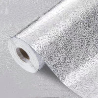 Kitchen Waterproof  and Oilproof Aluminum Foil Sticker - HeyHouse