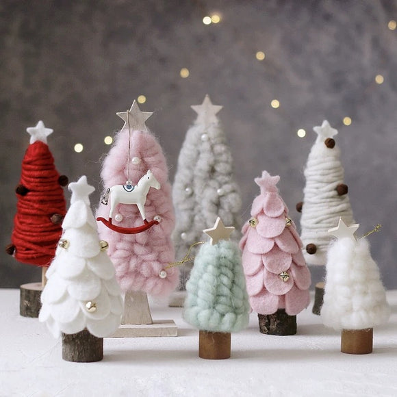Wool Christmas Tree - HeyHouse