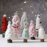 Handcrafted Wool Christmas Tree - HeyHouse
