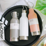 470ml Portable Termos Double Wall Stainless Steel Water Bottle