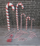 Christmas Candy Canes Christmas Hanging Ornaments