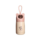 Creative and Cute Cartoon Thermos Bottle for Children/Women - HeyHouse