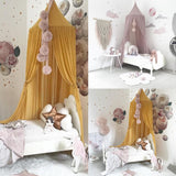 Mosquito Net Canopy Bedcover Curtain Tent - HeyHouse