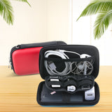 Earphone Wire Organizer Box Data Line Cables Storage Box Case Container Coin Headphone Protective Box Case Container - HeyHouse