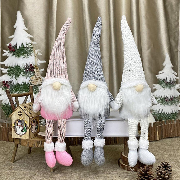 Santa Faceless Doll for 2020 Christmas Decorations