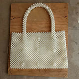 Fashion Handmade Pearl Women Bags for Mother's Day - HeyHouse